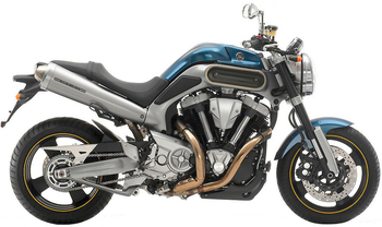Parts & Specifications: YAMAHA MT-01 | Louis Motorcycle & Leisure