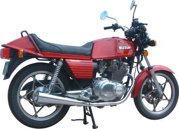 SUZUKI GS 450/S