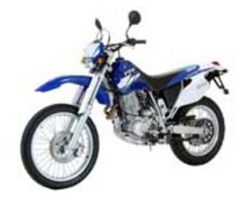 YAMAHA TT 600 RE (MIT E-STARTER)