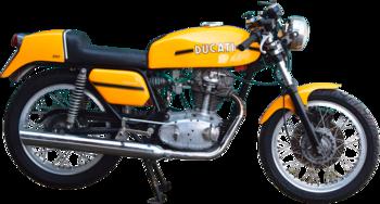 DUCATI 350 SD (SPORT DESMO)