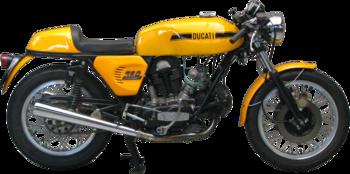 DUCATI 750 S