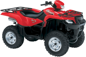 SUZUKI LT-A 700 X KING QUAD