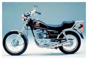 HONDA CM 125 C