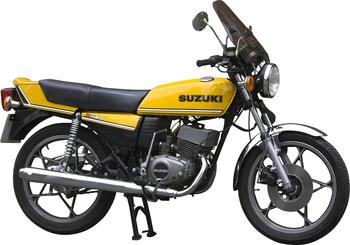 SUZUKI GT 200