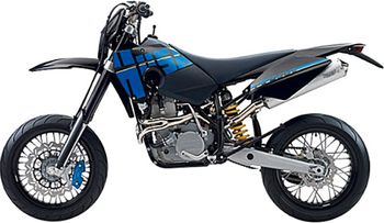 HUSABERG FS 650 E
