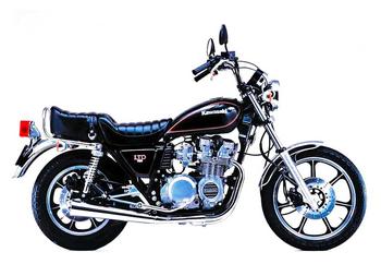 KAWASAKI Z 750 LTD (4-ZYLINDER)