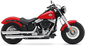H-D SOFTAIL SLIM