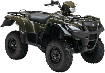 SUZUKI LT-A 750 X KING QUAD