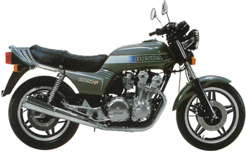 HONDA CB 750 F BOL D'OR (FA/B/C/2)