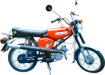 SIMSON S 51 B/E/C/N