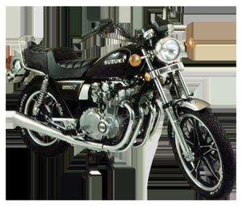 SUZUKI GS 550 T/LT