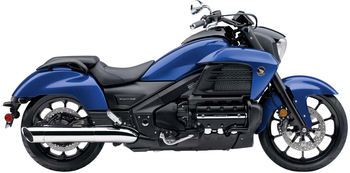 HONDA F6C GOLD WING