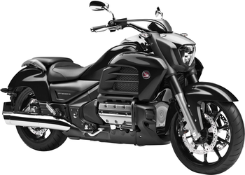 HONDA GOLD WING F6B (HALBSCHALE)