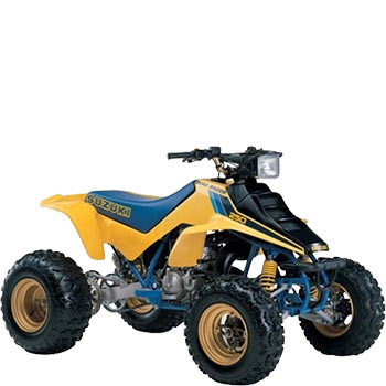 SUZUKI LT 250 R QUADRACER