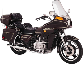 HONDA GL 1100/DX GOLD WING