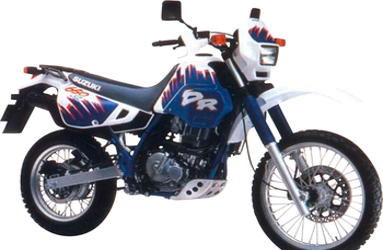 SUZUKI DR 650 R/RU