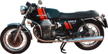 MOTO GUZZI 750 S