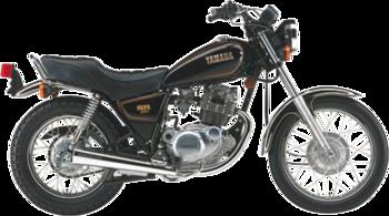 YAMAHA SR 250 SE