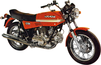 DUCATI 860 GT