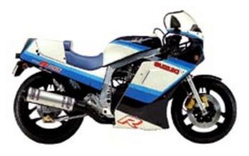 SUZUKI GSX-R 1100 (MODELL G)