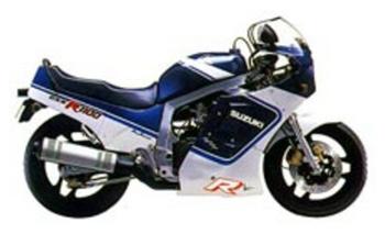 SUZUKI GSX-R 1100 (MODELL H)