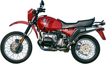 BMW R 80 GS/BASIC