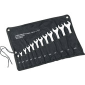 OPEN/BOX END WRENCH SET