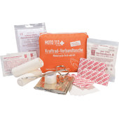 MOTORCYCLE FIRST-AID KIT MOTO112+, DIN 13167