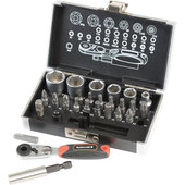 MINI RATCHET SET 1/4