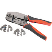 Rothewald crimper set with Ratchet Funktion