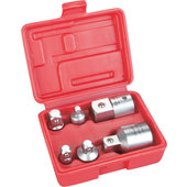 Rothewald Ratchet Adapter Set 6-Piece