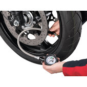 ANALOGUE TYRE PRESSURE