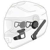 SENA 10U BLUETOOTH-HEADS. FUER SHOEI GT-AIR HELME