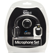 Cardo SHO-1, SMARTPACK/PACKTALK and FREECOM replacement mic. set