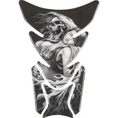 *REAPER WITH GIRL*TANKPAD 1 PIECE, SELF-ADHESIVE
