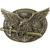 belt buckle *Eagle*