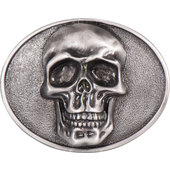 BELT BUCKLE *SKULL II*