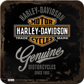 COASTERS H-D *GENUINE*