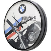 WALLCLOCK BMW MOTORCYCLES