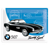BMW *BMW 507* METAL SIGN