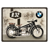 BMW *BMW R32* METAL SIGN