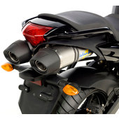 SBK *LV-ONE* EXHAUST-