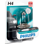 PHILIPS X-TREMEVISION H4 HALOGENLAMPE 60/55W +130%