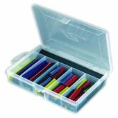 Heat Shrink Tubing Set, Colour, 127-Piece