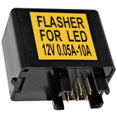 FLASHER RELAY,  7 POLES