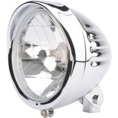 H4 CHROME HEADLIGHT
