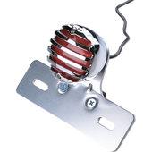 LED-RUECKLICHT MIT GITTER