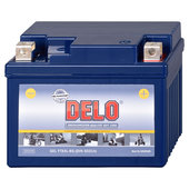 DELO Gel Batterie, befüllt