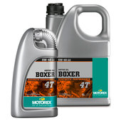 MOTOREX BOXER 4T 5W/40 SEMI-SYNTH.ENGINE OIL
