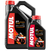 Motul 710 2T Engine Oil